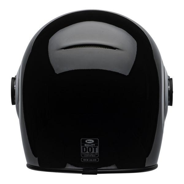 bell-bullitt-culture-helmet-bolt-gloss-black-white-back-BELL BULLITT DLX BOLT BLACK WHITE