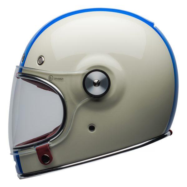 bell-bullitt-culture-helmet-command-gloss-vintage-white-red-blue-left-BELL BULLITT DLX COMMAND VINTAGE WHITE RED BLUE