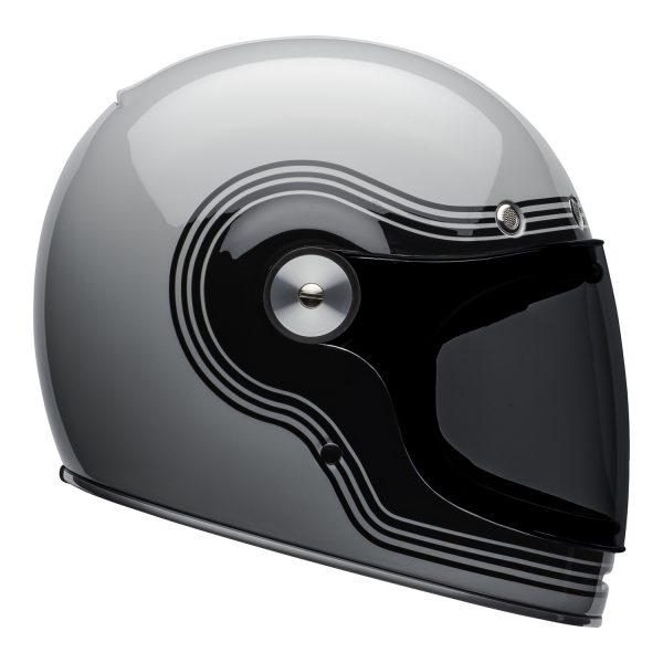 bell-bullitt-culture-helmet-flow-gloss-gray-black-right.jpg-Bell 2021 Cruiser Bullitt Adult Helmet (Flow Gray/Black)