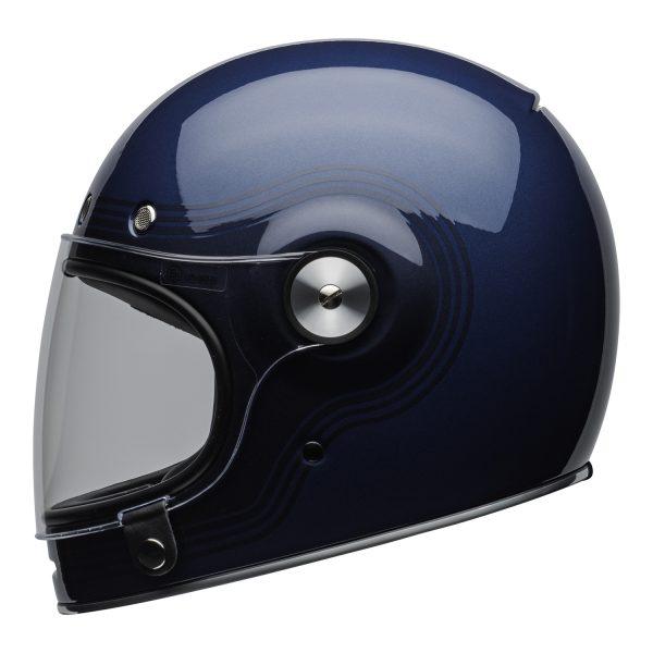 bell-bullitt-culture-helmet-flow-gloss-light-blue-dark-blue-clear-shield-left-BELL BULLITT DLX FLOW LIGHT BLUE / DARK BLUE