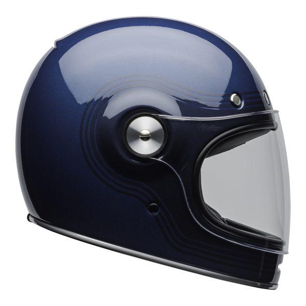 bell-bullitt-culture-helmet-flow-gloss-light-blue-dark-blue-clear-shield-right-BELL BULLITT DLX FLOW LIGHT BLUE / DARK BLUE