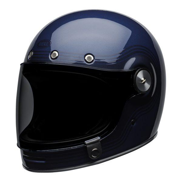bell-bullitt-culture-helmet-flow-gloss-light-blue-dark-blue-front-left.jpg-Bell 2021 Cruiser Bullitt Adult Helmet (Flow Light Blue/Dark Blue)