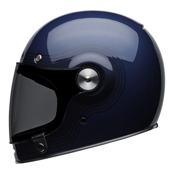 bell-bullitt-culture-helmet-flow-gloss-light-blue-dark-blue-left.jpg-Bell 2021 Cruiser Bullitt Adult Helmet (Flow Light Blue/Dark Blue)