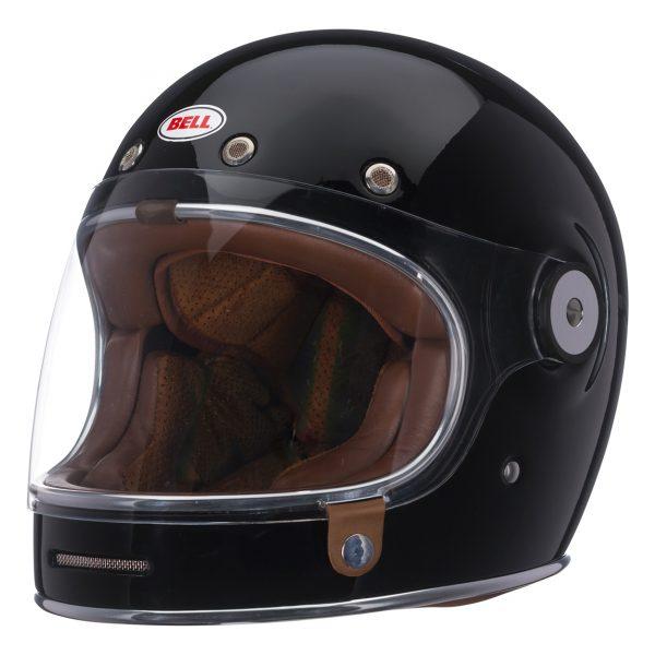 bell-bullitt-culture-helmet-gloss-black-front-left__58830.jpg-Bell 2021 Cruiser Bullitt DLX Adult Helmet Solid Black
