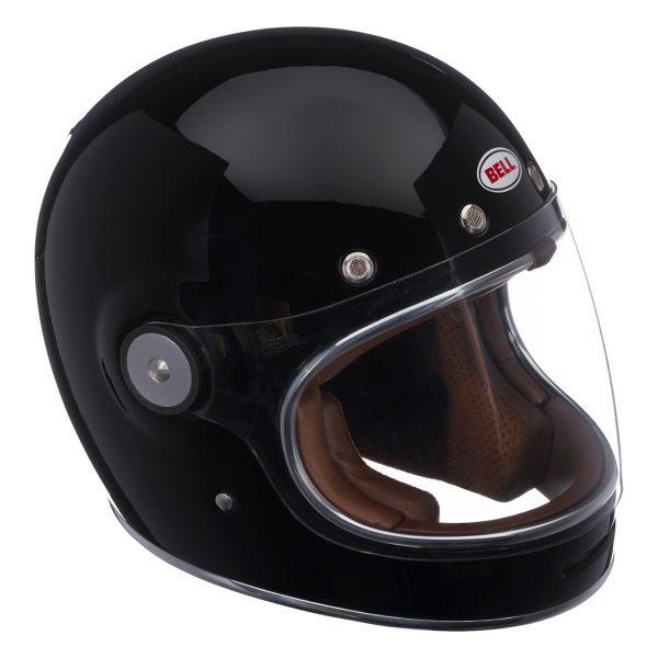 bell-bullitt-culture-helmet-gloss-black-front-right__99227.jpg-Bell 2021 Cruiser Bullitt DLX Adult Helmet Solid Black