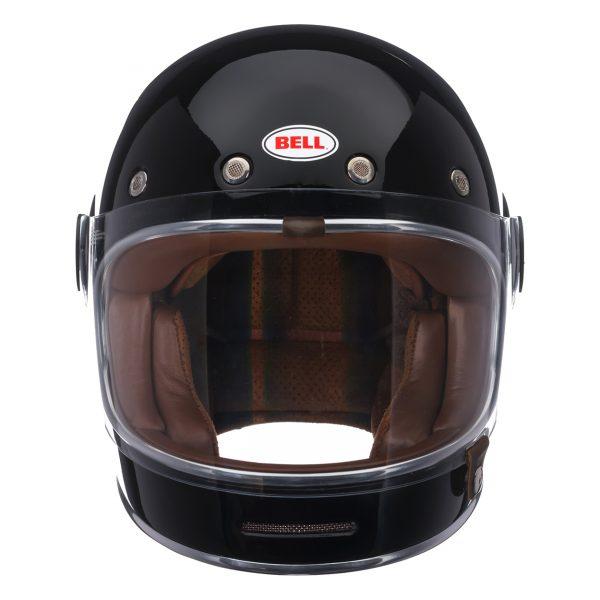 bell-bullitt-culture-helmet-gloss-black-front__80741.jpg-Bell 2021 Cruiser Bullitt DLX Adult Helmet Solid Black