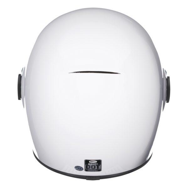bell-bullitt-culture-helmet-gloss-white-back-BELL BULLITT DLX SOLID WHITE