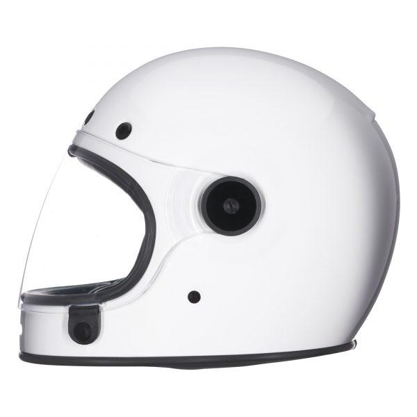 bell-bullitt-culture-helmet-gloss-white-left-BELL BULLITT DLX SOLID WHITE