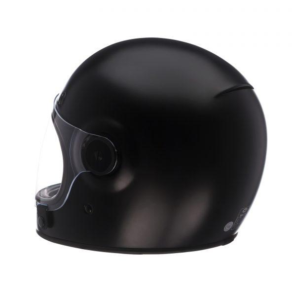 bell-bullitt-dlx-ece-culture-helmet-matte-black-back-left-BELL BULLITT DLX SOLID MATT BLACK