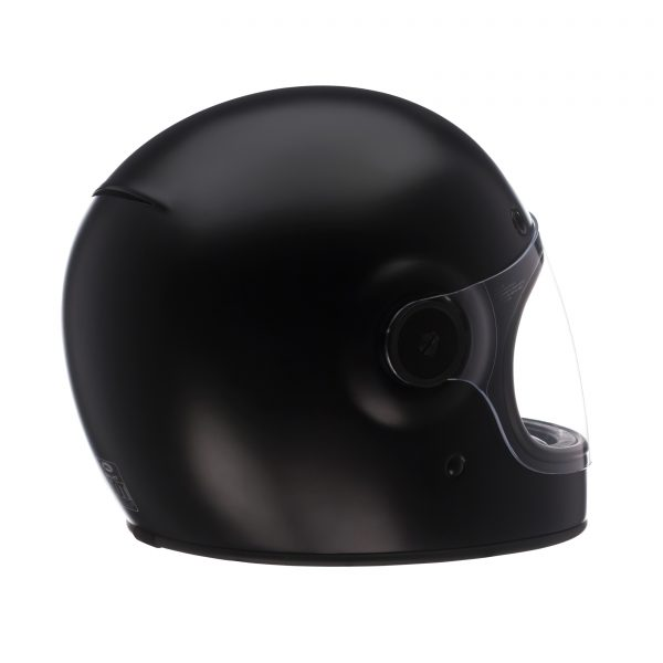 bell-bullitt-dlx-ece-culture-helmet-matte-black-back-right-BELL BULLITT DLX SOLID MATT BLACK