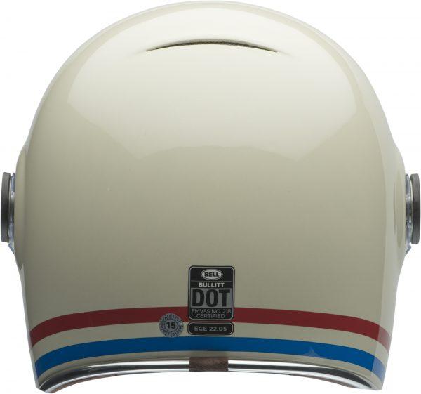 bell-bullitt-dlx-ece-culture-helmet-stripes-gloss-pearl-white-back-BELL BULLITT DLX STRIPES PEARL WHITE