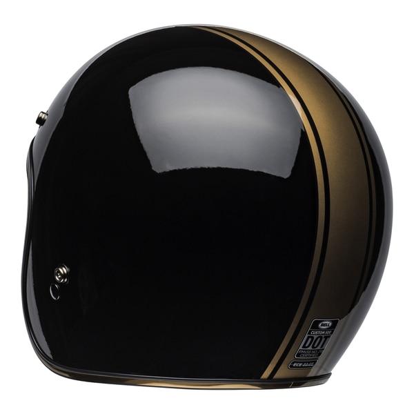 bell-custom-500-culture-helmet-rally-gloss-black-bronze-back-left__09169.1558521939.jpg-Bell Cruiser 2021 Custom 500 DLX Adult Helmet (Rally Black/Bronze)