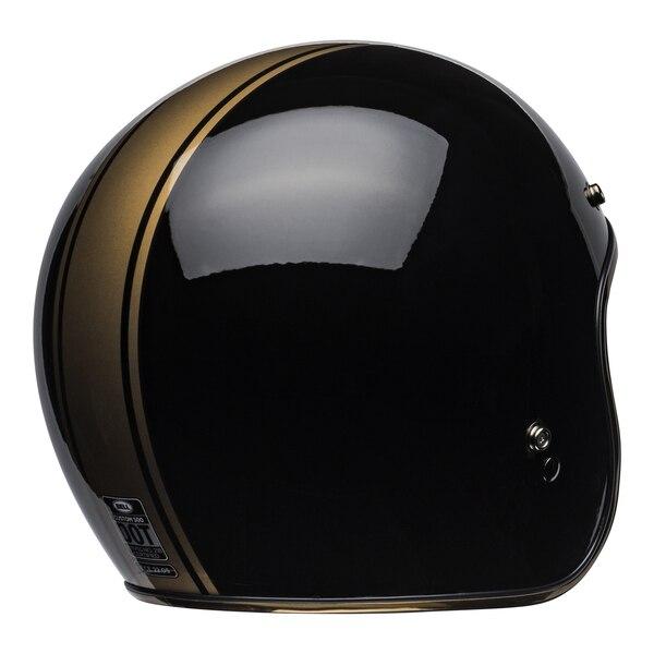 bell-custom-500-culture-helmet-rally-gloss-black-bronze-back-right__40305.1558521939.jpg-Bell Cruiser 2021 Custom 500 DLX Adult Helmet (Rally Black/Bronze)