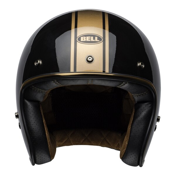 bell-custom-500-culture-helmet-rally-gloss-black-bronze-front__03749.1558521939.jpg-Bell Cruiser 2021 Custom 500 DLX Adult Helmet (Rally Black/Bronze)
