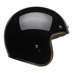 Bell Cruiser 2021 Custom 500 DLX Adult Helmet (Rally Black/Bronze)