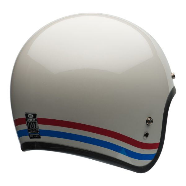bell-custom-500-culture-helmet-stripes-pearl-br-BELL CRUISER CUSTOM 500 BLANK GLOSS BLACK STD