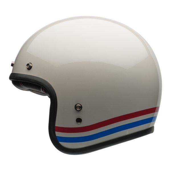 bell-custom-500-culture-helmet-stripes-pearl-l-BELL CRUISER CUSTOM 500 BLANK GLOSS BLACK STD
