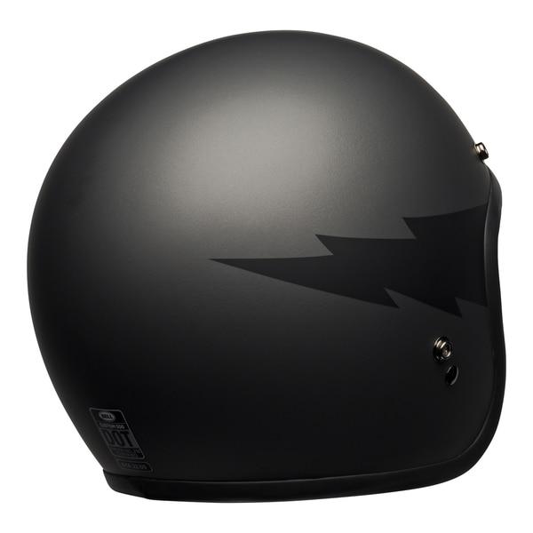 bell-custom-500-culture-helmet-thunderclap-matte-gray-black-back-right__96888.1601551834.jpg-BELL CRUISER CUSTOM 500 DLX THUNDERCLAP MATT GREY BLACK