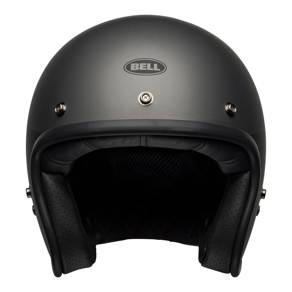 bell-custom-500-culture-helmet-thunderclap-matte-gray-black-front__41684.1601551834.jpg-BELL CRUISER CUSTOM 500 DLX THUNDERCLAP MATT GREY BLACK