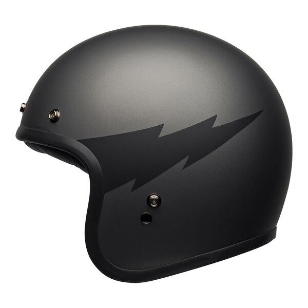 bell-custom-500-culture-helmet-thunderclap-matte-gray-black-left__40455.1601551834.jpg-BELL CRUISER CUSTOM 500 DLX THUNDERCLAP MATT GREY BLACK