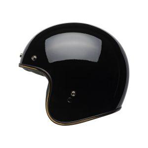 BELL CRUISER CUSTOM 500 DLX RALLY BLACK BRONZE