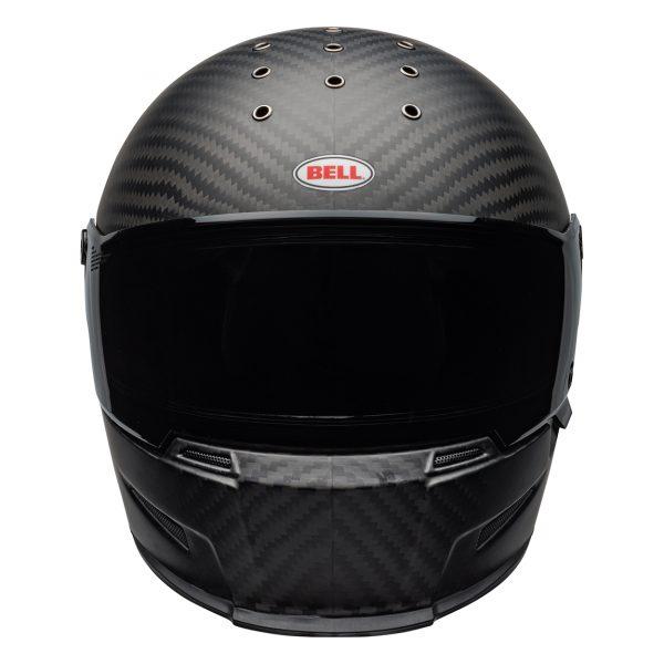 bell-eliminator-carbon-culture-helmet-matte-black-front__42754.jpg-BELL ELIMINATOR CARBON MATT BLACK