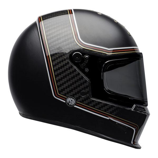 bell-eliminator-carbon-culture-helmet-rsd-the-charge-matte-gloss-black-right.jpg-BELL ELIMINATOR CARBON RSD THE CHARGE MATT/GLOSS BLACK