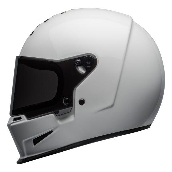 bell-eliminator-culture-helmet-gloss-white-left (1)-BELL ELIMINATOR SOLID WHITE