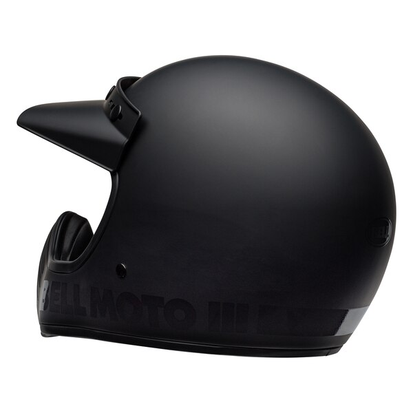 bell-moto-3-culture-helmet-classic-matte-gloss-blackout-back-left__06081.1538470941.jpg-Bell 2021 Cruiser Moto 3 Adult Helmet (Blackout Matte/Gloss Black)