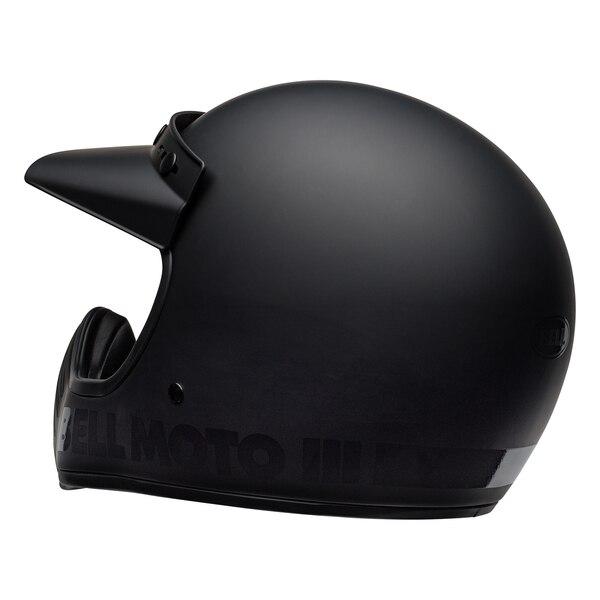 bell-moto-3-culture-helmet-classic-matte-gloss-blackout-back-left__06081.1538470941.jpg-BELL MOTO-3 CLASSIC BLACKOUT MATT / GLOSS BLACK