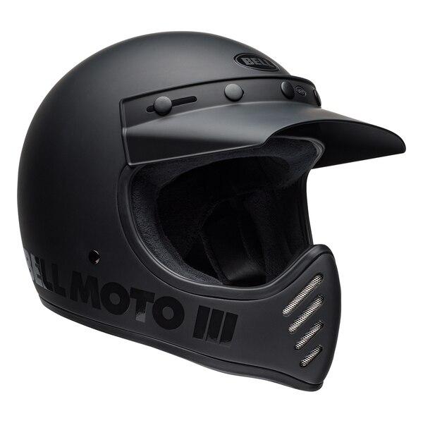 bell-moto-3-culture-helmet-classic-matte-gloss-blackout-front-right__63821.1538470941.jpg-BELL MOTO-3 CLASSIC BLACKOUT MATT / GLOSS BLACK