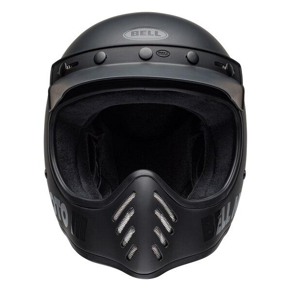 bell-moto-3-culture-helmet-classic-matte-gloss-blackout-front__90628.1538470941.jpg-BELL MOTO-3 CLASSIC BLACKOUT MATT / GLOSS BLACK
