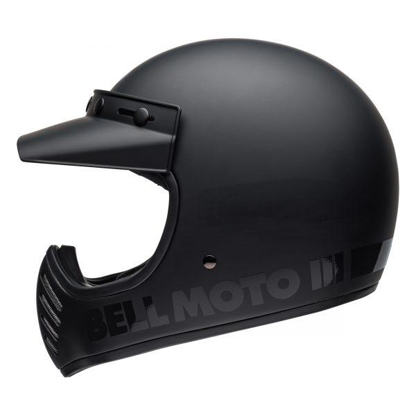 bell-moto-3-culture-helmet-classic-matte-gloss-blackout-left-BELL MOTO-3 CLASSIC BLACK