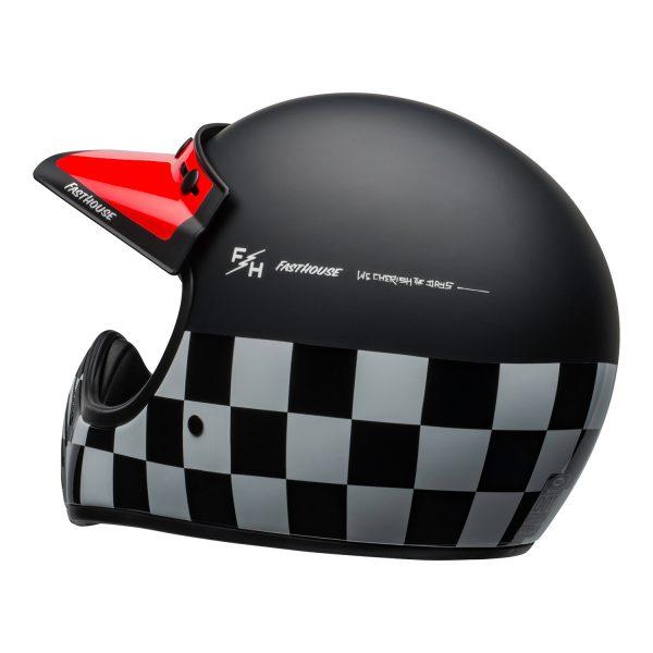 bell-moto-3-culture-helmet-fasthouse-checkers-matte-gloss-black-white-red-back-left-BELL MOTO-3 CLASSIC BLACK