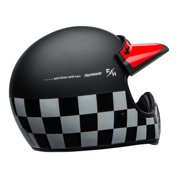 bell-moto-3-culture-helmet-fasthouse-checkers-matte-gloss-black-white-red-back-right-BELL MOTO-3 CLASSIC BLACK