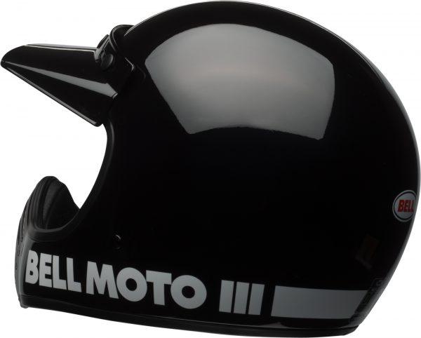 bell-moto-3-culture-helmet-gloss-black-classic-back-left-BELL MOTO-3 CLASSIC BLACK