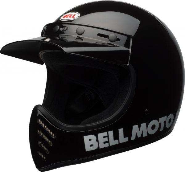 bell-moto-3-culture-helmet-gloss-black-classic-front-left-BELL MOTO-3 CLASSIC BLACK
