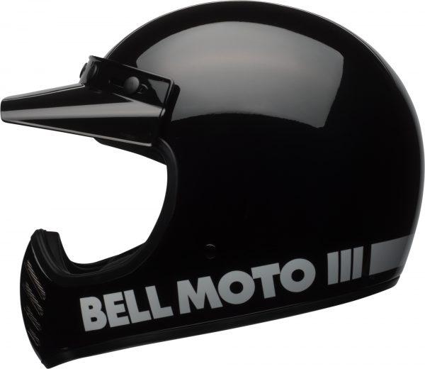 bell-moto-3-culture-helmet-gloss-black-classic-left-BELL MOTO-3 CLASSIC BLACK