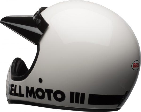 bell-moto-3-culture-helmet-gloss-white-classic-back-left-BELL MOTO-3 CLASSIC BLACK