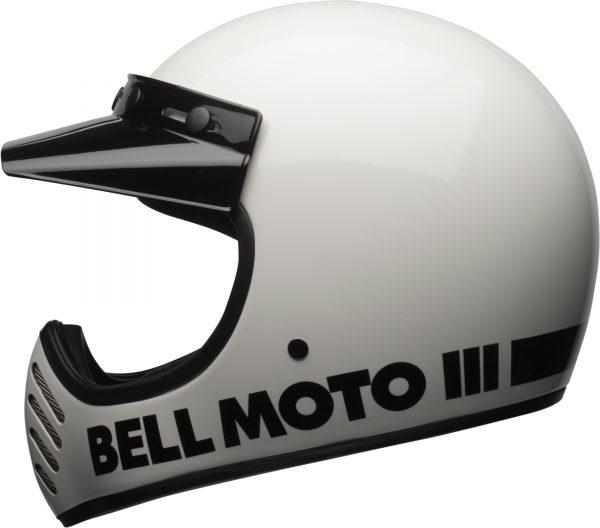 bell-moto-3-culture-helmet-gloss-white-classic-left-BELL MOTO-3 CLASSIC BLACK