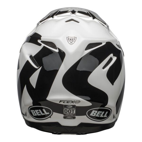 bell-moto-9-flex-dirt-helmet-fasthouse-newhall-gloss-white-black-back__69380.jpg-Bell MX 2021 Moto-9 Flex Adult Helmet (Fasthouse Newhall White/Black)