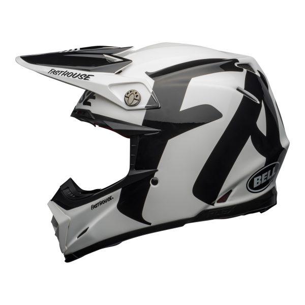 bell-moto-9-flex-dirt-helmet-fasthouse-newhall-gloss-white-black-left__87209.jpg-Bell MX 2021 Moto-9 Flex Adult Helmet (Fasthouse Newhall White/Black)