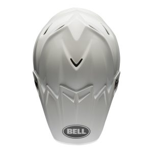 Bell MX 2021 Moto-9 Flex Adult Helmet (Gloss White)