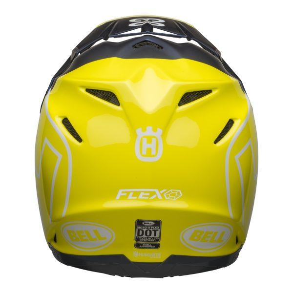 bell-moto-9-flex-dirt-helmet-husqvarna-gotland-matte-gloss-blue-hi-viz-back__34735.jpg-Bell MX 2021 Moto-9 Flex Adult Helmet (Husqvarna Gotland M/G Blue/Hi-Viz)