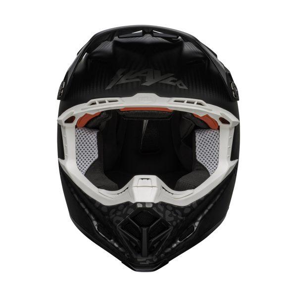 bell-moto-9-flex-dirt-helmet-slayco-matte-gloss-gray-black-front__26645.jpg-Bell MX 2021 Moto-9 Flex Adult Helmet (Slayco M/G Black/Grey)
