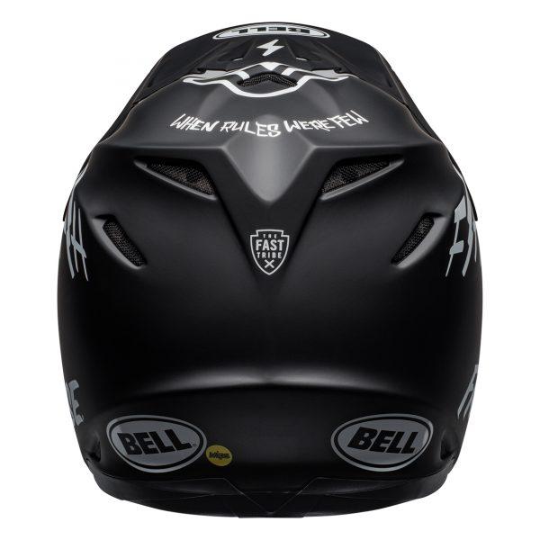 bell-moto-9-mips-dirt-helmet-fasthouse-matte-black-white-back__76383.jpg-Bell MX 2021 Moto-9 Mips Adult Helmet (Fasthouse Black/White)