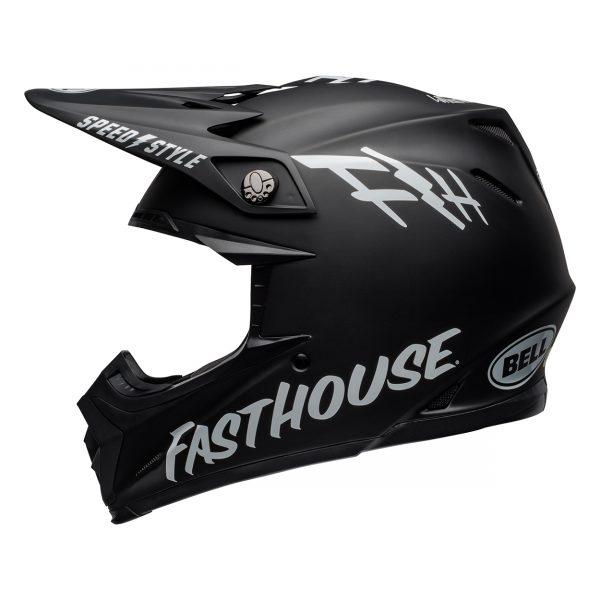 bell-moto-9-mips-dirt-helmet-fasthouse-matte-black-white-left__29984.jpg-Bell MX 2021 Moto-9 Mips Adult Helmet (Fasthouse Black/White)