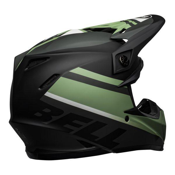 bell-moto-9-mips-dirt-helmet-prophecy-matte-black-dark-green-back-right__26611.jpg-Bell MX 2021 Moto-9 Mips Adult Helmet (Prophecy Matte Black/Dark Green)
