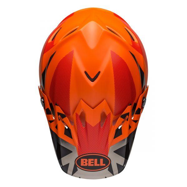 bell-moto-9-mips-dirt-helmet-tremor-matte-gloss-black-orange-chrome-top__85141.jpg-Bell MX 2021 Moto-9 Mips Adult Helmet (Tremor Black/Orange/Chrome)