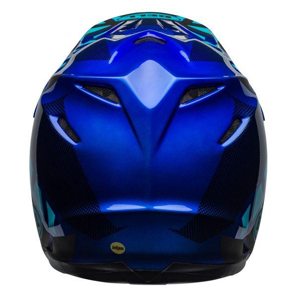 bell-moto-9-mips-dirt-helmet-tremor-matte-gloss-blue-black-back__09906.jpg-Bell MX 2021 Moto-9 Mips Adult Helmet (Tremor Blue/Black)